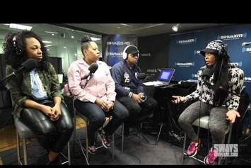 Tink Interviewed On Sway In The Morning