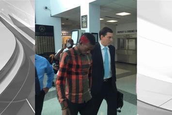 Rich Homie Quan Has Turned Himself In For Battery Charges
