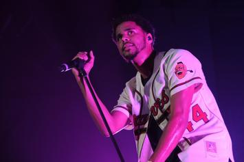 J. Cole Finally Presented With His College Degree