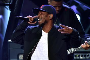 """Listen To Kendrick Lamar's Full Verse On Kanye West's """"All Day"""" Remix"""