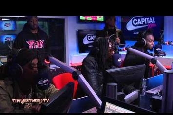 Migos Freestyle On Tim Westwood