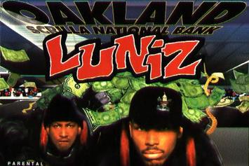 Luniz To Release First Album In 13 Years On April 20th