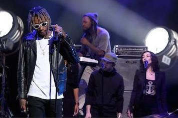 "Wiz Khalifa & Charlie Puth Perform ""See You Again"" On Ellen"