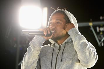 """Kendrick Lamar's """"To Pimp A Butterfly"""" Goes Gold"""