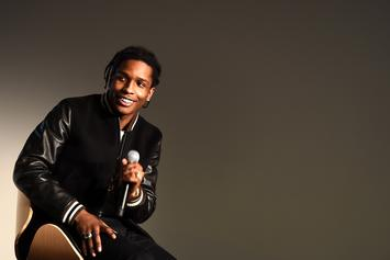 """ASAP Rocky Debuts """"The Beauty And The Beast"""" At Tribeca Film Festival; Watch A Teaser"""