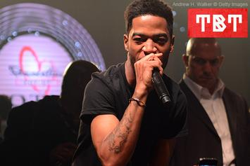 "#TBT: Kid Cudi ""Man On The Moon"" Phase"