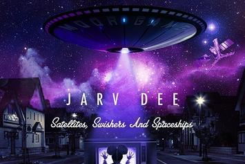 "Stream Jarv Dee's ""Satellites, Swishers & Spaceships"""