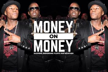 Money On Money: Rappers Endorsing Floyd Mayweather
