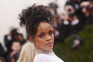"Rihanna And DC Comics Beefing Over ""Robyn"" Trademark"