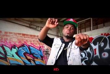 """T-Wayne """"On The Way (Freestyle)"""" Video"""