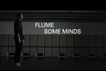 "Flume Feat. Andrew Wyatt ""Some Minds"" Video"