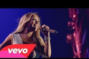 "Mariah Carey ""Infinity"" Video"