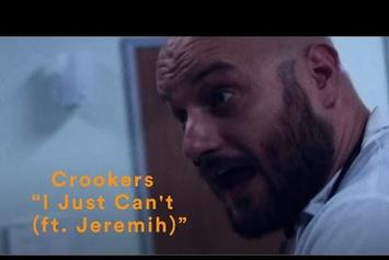 "Crookers Feat. Jeremih ""I Just Can't"" Video"