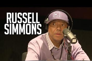 """Russell Simmons Calls NYC Mayor De Blasio A """"B*tch"""" On Ebro In The Morning"""