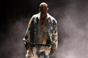 Watch Kanye West's Full Glastonbury Set