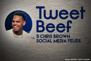 Tweet Beef: 5 Chris Brown Social Media Feuds