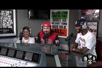 Joe Budden On HOT 97