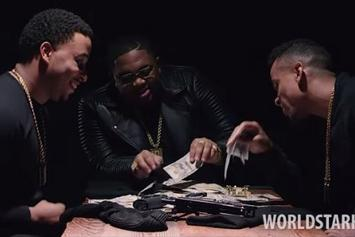 """DJ Mustard Feat. RJ (OMMIO), Choice, Big Mike """"10 Summers Intro"""" Video"""