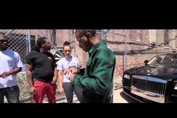 "Zona Man Feat. Future, Lil Durk ""Mean To Me"" BTS Video"
