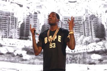 Meek Mill Booed In Toronto Last Night