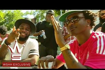 """Scotty ATL Feat. Big K.R.I.T., London Jae & Gold Griffith """"Keith Sweat"""" Video"""