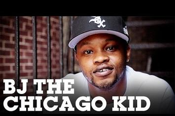 """BJ The Chicago Kid Discusses Working With Dr. Dre & Debut Album, """"In My Mind"""""""