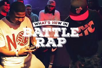 What's New In Battle Rap (August 7)