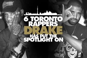 6 Toronto Rappers Drake Has Put The Spotlight On