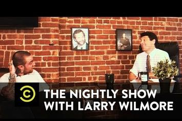 """Mac Miller Guests In """"Whitely Show"""" Comedy Sketch"""