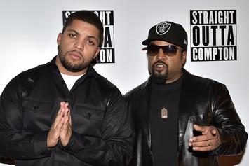 Straight Outta Compton Will Top The Box Office For A Second Week