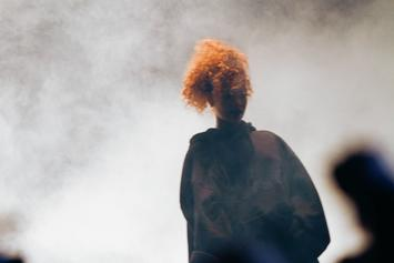 Kanye West Brings Out Rihanna At FYF Fest