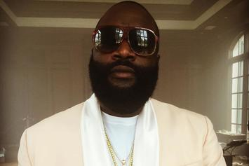 Rick Ross Is Dropping New Music Tomorrow