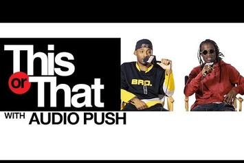 "Audio Push Play ""This Or That"""