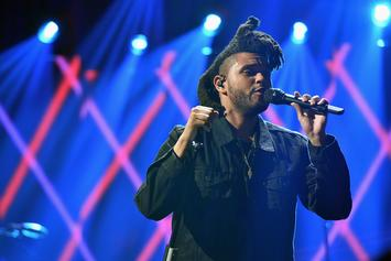 """The Weeknd Replaces Himself At #1 On Billboard Top 100 With """"The Hills"""""""