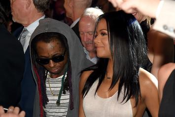 Lil Wayne & Christina Milian Are Still Collaborating Post-Breakup