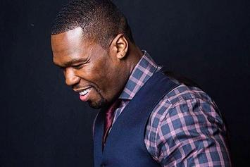 50 Cent Just Signed On To Produce More Shows For Starz