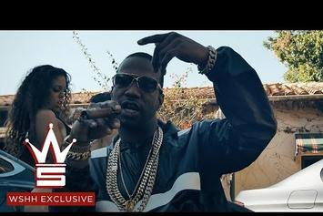 "Juicy J ""Tap Back"" Video"
