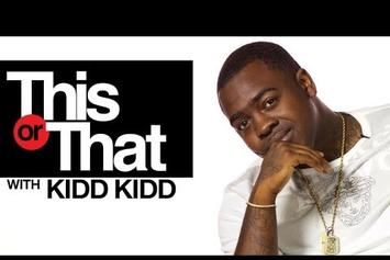 "Kidd Kidd Plays ""This Or That"""