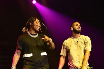 """Drake Brought Future Out To Perform """"WATTBA"""" Tracks At Austin City Limits"""