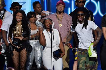Lil Wayne Blames Birdman/Cash Money For Ripping Off Young Money Artists