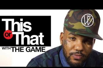 "The Game Plays ""This Or That"""