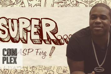 A$AP Ferg Imagines His Superhero Alter Ego