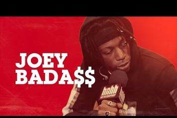 Joey Bada$$ Speaks On Collaboration With Glass Animals, Possibly Working With Metro Boomin