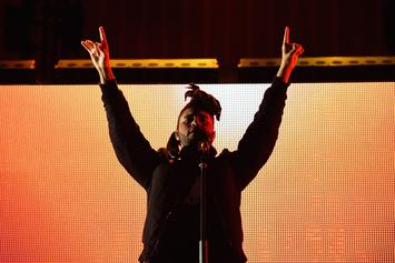 """Watch The Weeknd Perform """"The Hills"""" & """"Losers"""" At Apple Music Festival"""