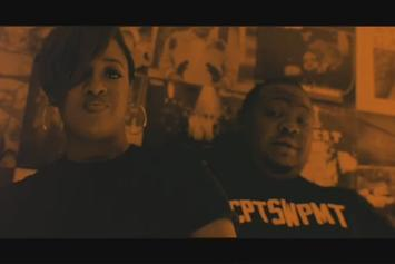 "Badd Lucc Feat. Rapsody ""Ski Mask"" Video"