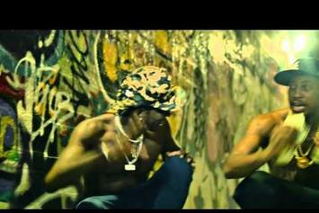 """Young Thug Feat. Trouble """"Thief In The Night"""" Video"""
