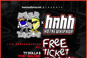 Ticket Giveaway: See Post Malone & Ty Dolla $ign Live At Beer & Tacos ATL