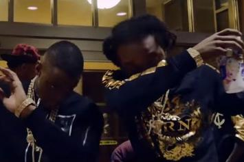 "Soulja Boy Feat. Migos ""Actavis"" Video"