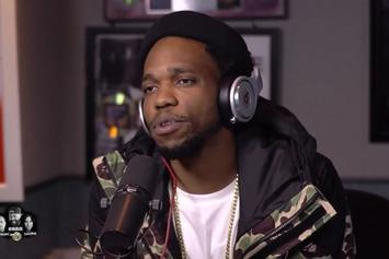 Curren$y Talks New Album, Worst High Ever, & More On Hot 97