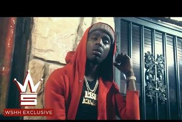 "Young Dolph ""Back Against The Wall"" Video"